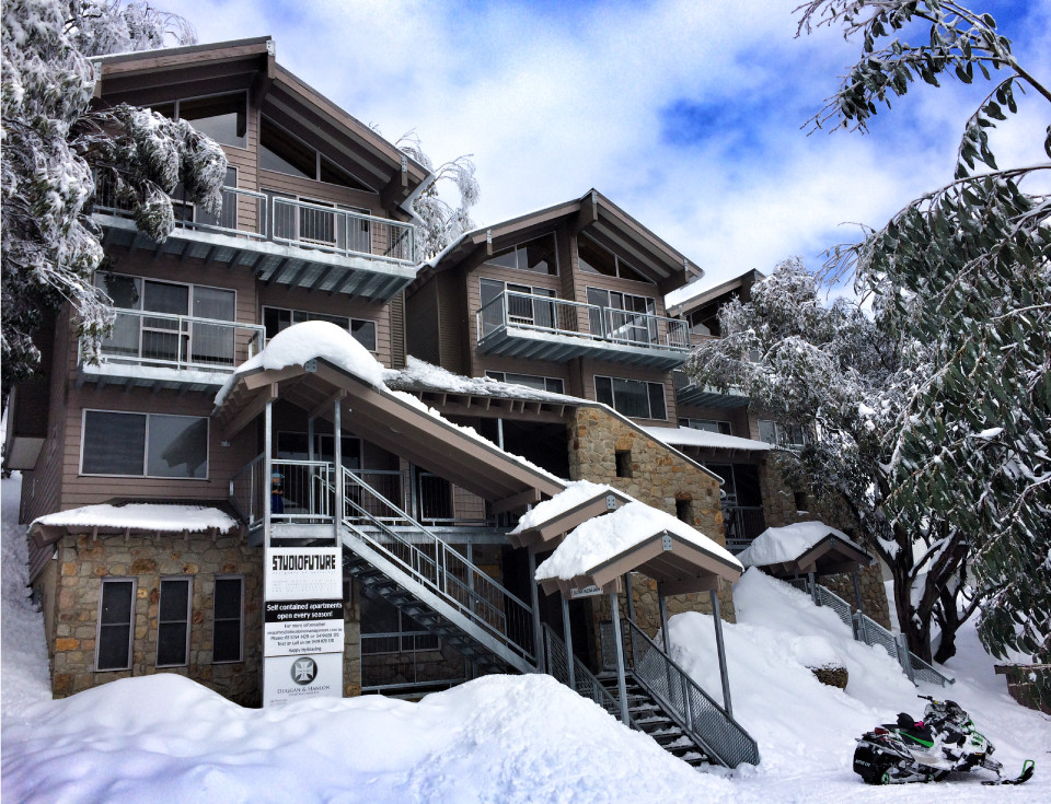 Self Contained Apartments Falls Creek